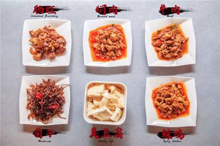 七种云南小锅米线,每一锅都很爽!