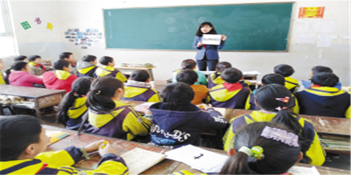 云南3.0版希望小学 让乡村娃全面发展