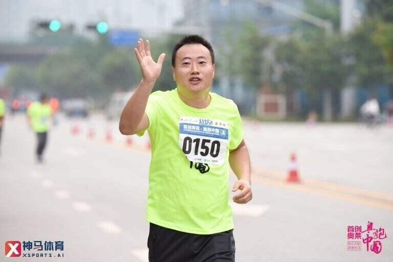 """""""全民向尚·我为昆明代言""""142号代言人于鸿滨"""
