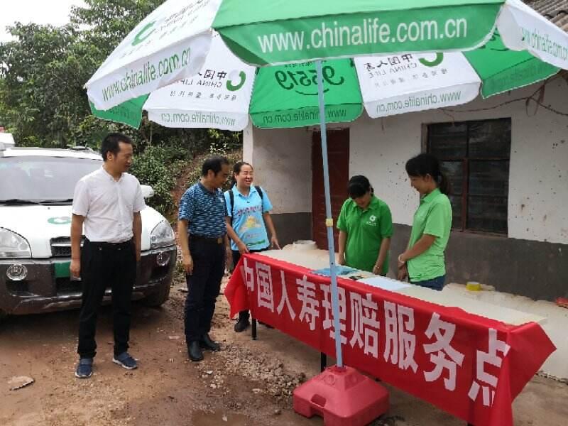 墨江5.9级地震 中国人寿云南分公司抗震救灾组迅速就位