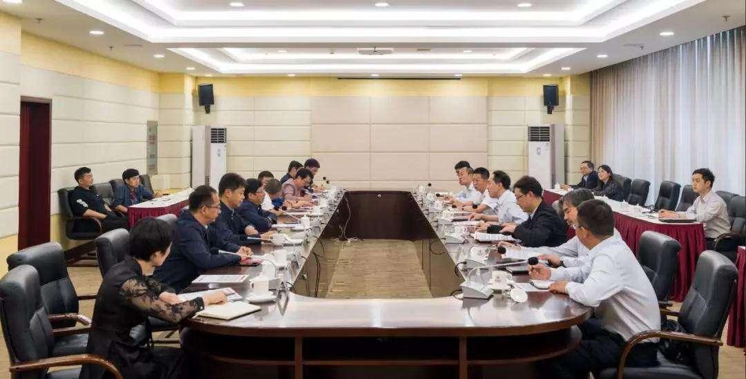 富滇银行与官渡区政府举行座谈
