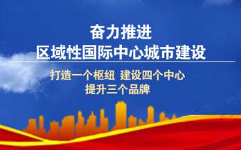 程连元一行赴上海市学习考察 加快推进区域性国际中心城市建设