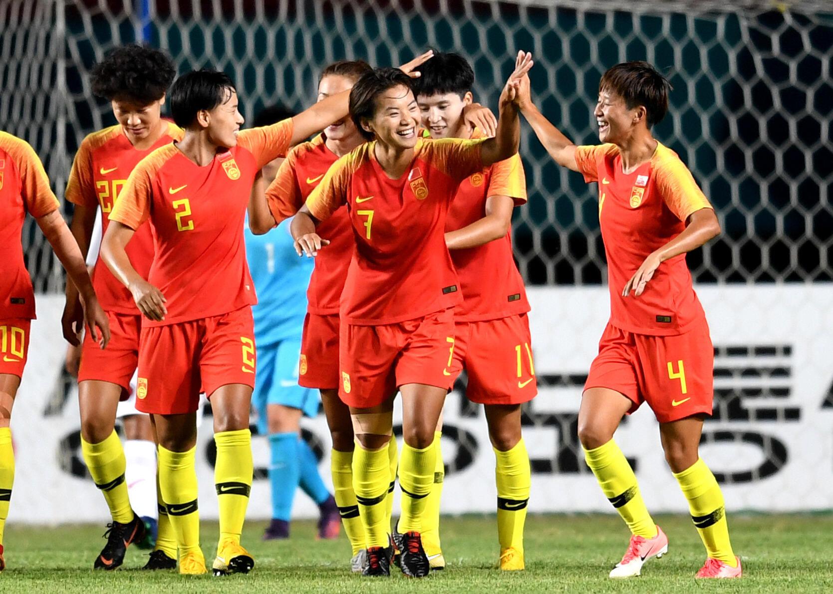 2019年法国女足世界杯 中国等15支球队已入决赛圈
