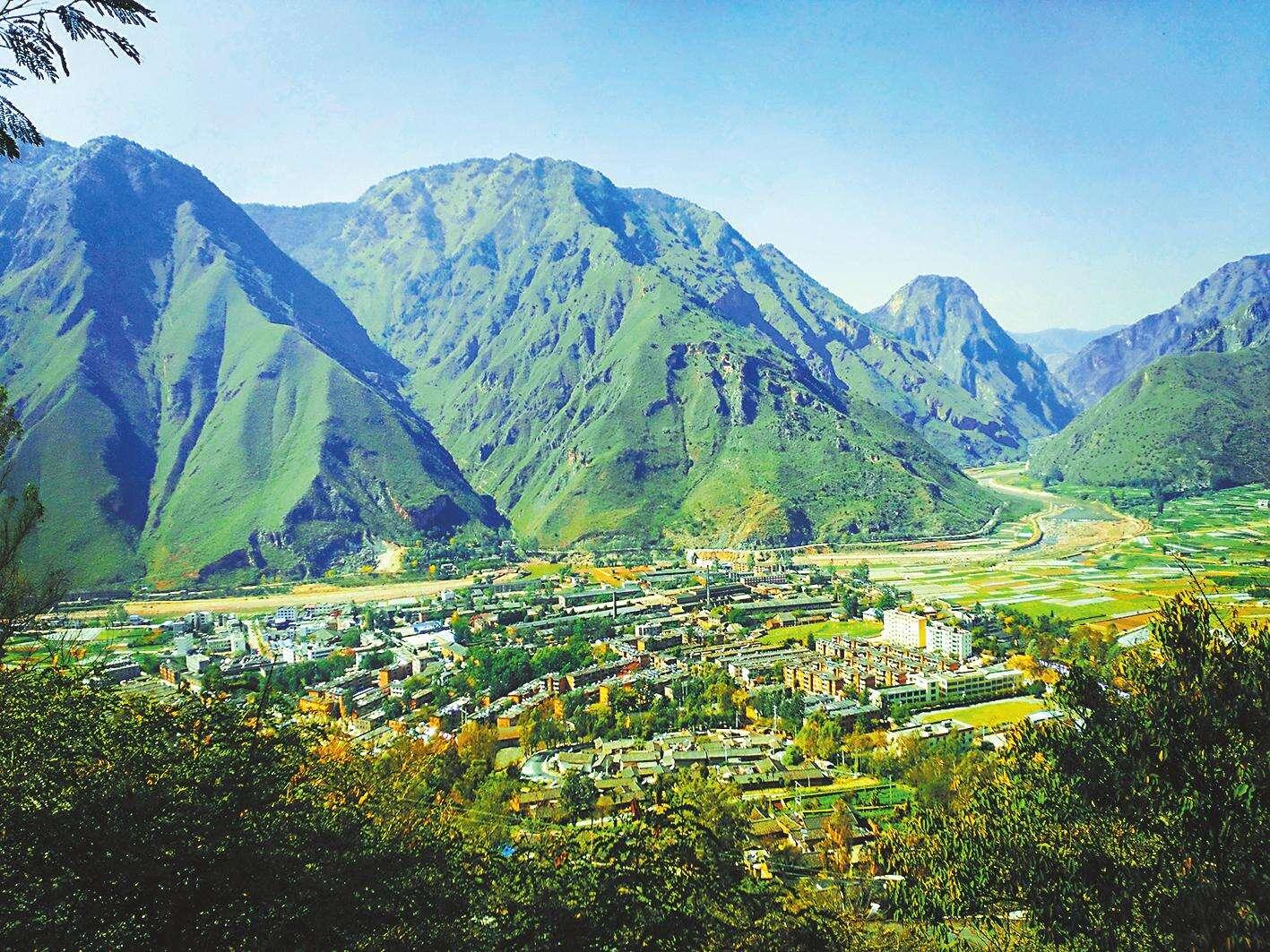 玉溪绿汁镇:滇铜文化的缩影