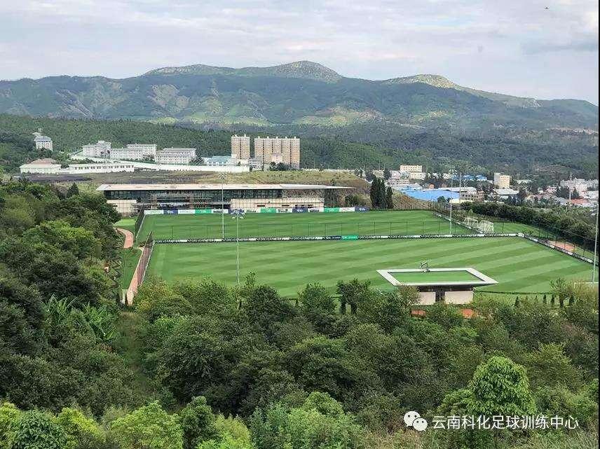 云南科化足球训练基地将举办2018全国青少年足球超级联赛