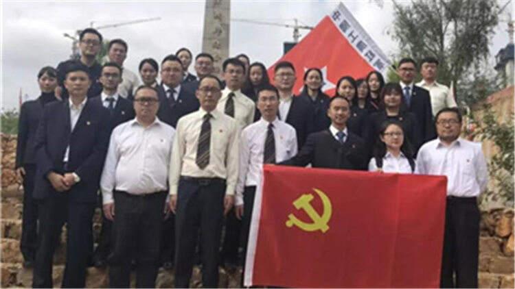 """昆明市明信公证处组织""""万名党员进党校""""培训活动"""