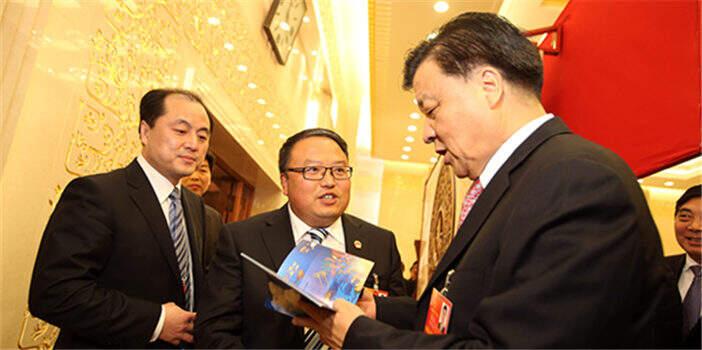 陈爱林:领路澄江化石遗产保护