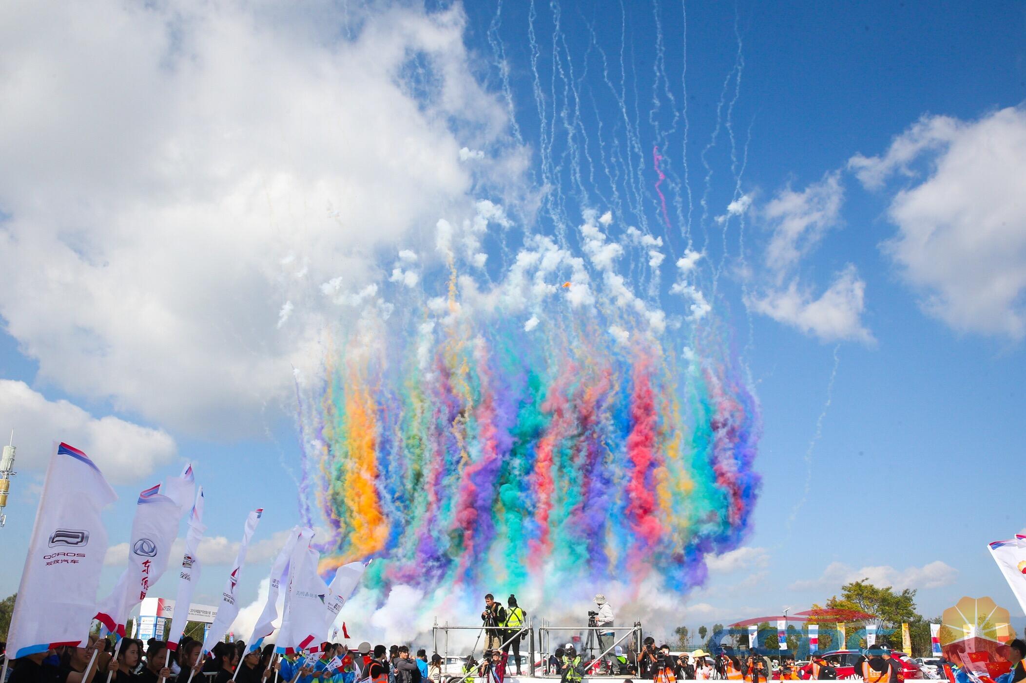 CCPC大赛首登高原站 10月18日起嵩明嘉丽泽开赛
