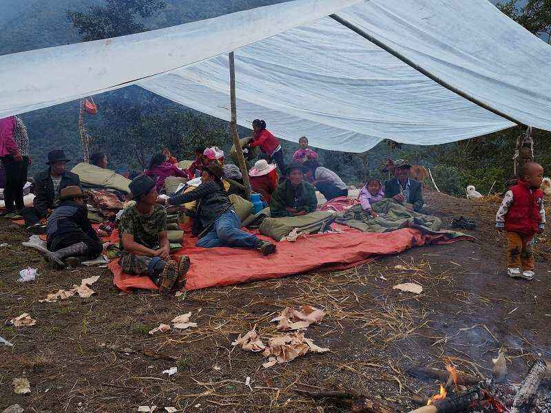 撤离雅鲁藏布江堰塞湖受灾群众6千多人 万余人受影响