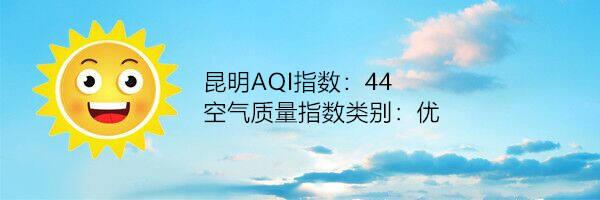 昆明空气质量报告|11月9日