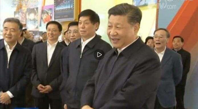 今天,习近平等党和国家领导人参观了这个重磅展览