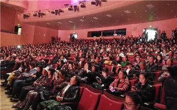 弹拨时代琴弦 官渡区庆祝改革开放40周年交响音乐会奏响