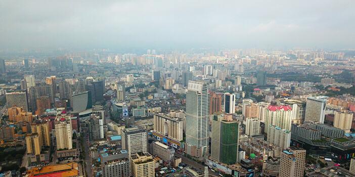 增幅居省会城市首位!前10个月昆明进出口超107亿美元