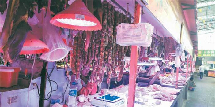气温影响!季节性蔬菜价格猛涨 猪肉销量大幅降低