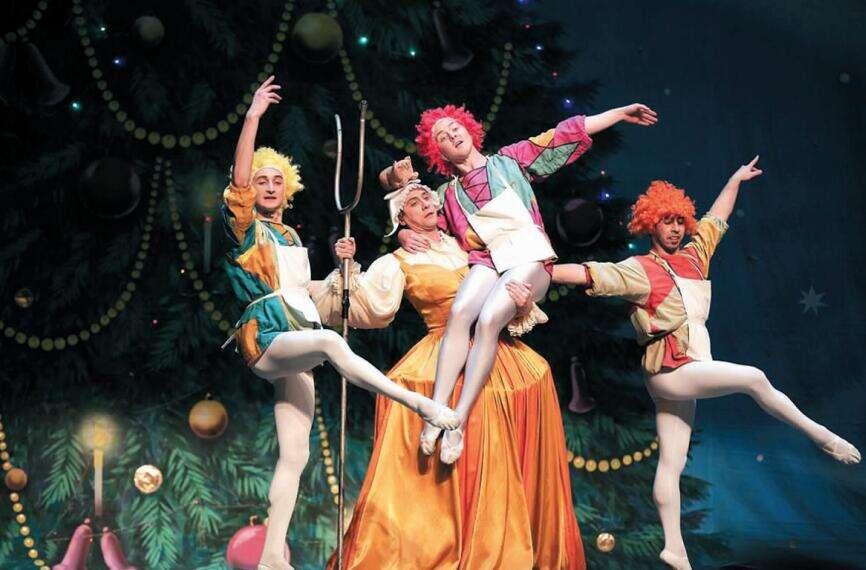 好戏迎新年 昆明剧院推出芭蕾舞剧《天鹅湖》等演出