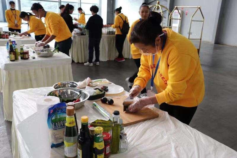 """152名""""云嫂""""大PK!云南首届家庭服务业技能大赛在昆举行"""