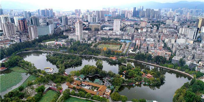经济日报点赞昆明:加快向区域性国际中心城市迈进