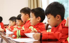 """抖音携手中国儿基会建成首间""""儿童防灾减灾科普教室"""""""