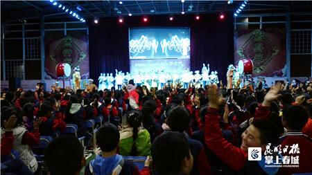 促进学生个性全面发展 24中校园舞台绽放学生青春风采