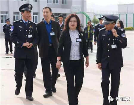 做好修订完善 云南省司法厅到红河开展防艾立法调研