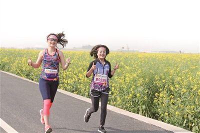 罗平国际花海马拉松赛2月24日开跑