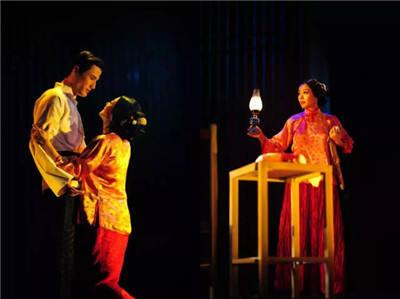 四个女人一台大戏《金锁记》将在云南首演