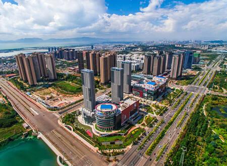 呈贡:力争走在全市新型城镇化和高质量发展前列