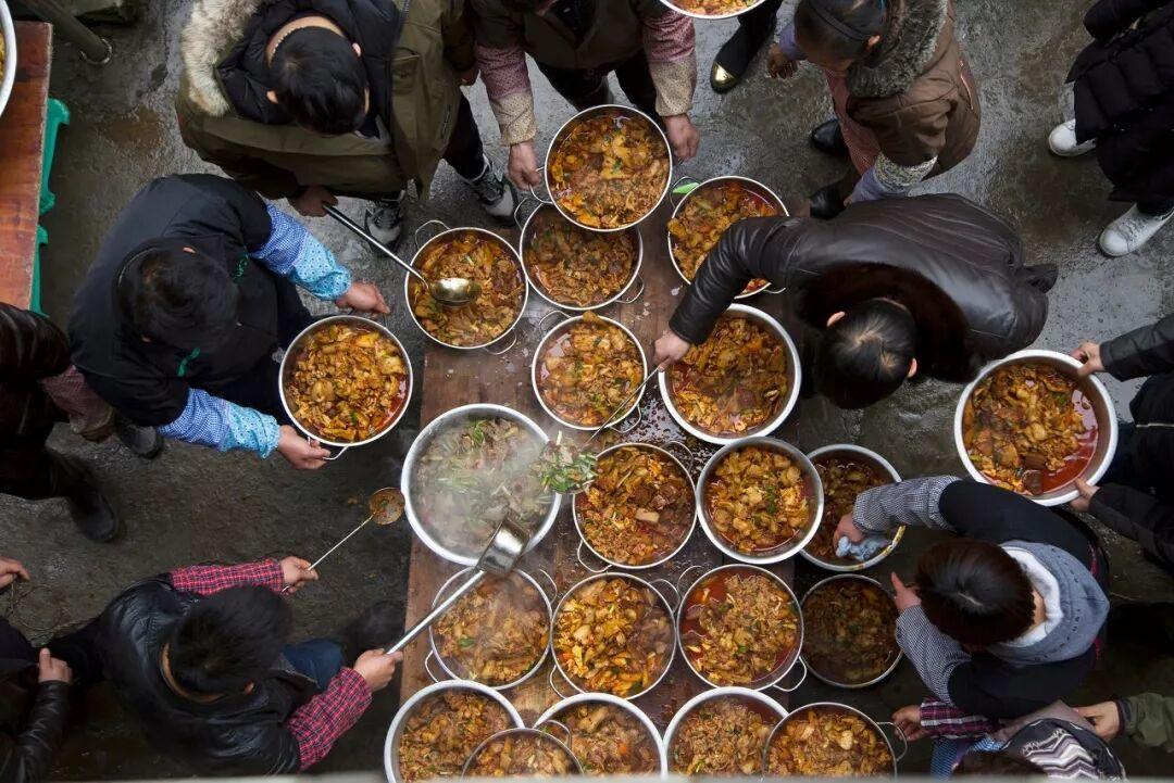 多少云南人过年,就为了回家吃一顿杀猪饭!