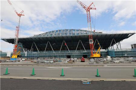 探访东京奥运会新建设施