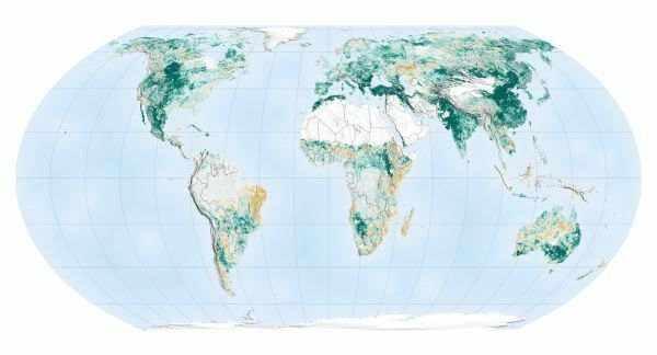 NASA公布这张照片后,全世界很多网友突然集体感谢中国