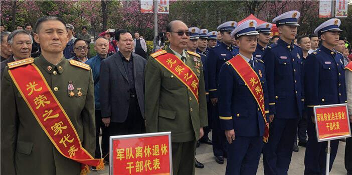 """好消息!五华区烈属、军人家庭本月底全部挂上""""光荣牌"""""""