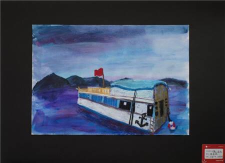 昆明萌娃手绘画作4月16日上架拍卖 款项全部用于滇池保护