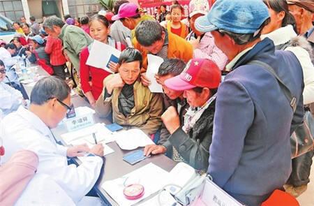 楚雄州:强化医保措施做好健康扶贫