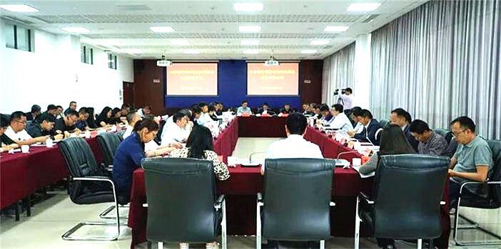 昆明市委副书记刘智到官渡区调研走访挂钩联系企业