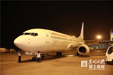瑞丽航空引进一架波音737飞机 助力夏秋航季