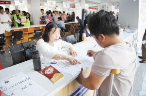 昆明残疾人就业专场招聘会举行 82家单位提供600多个岗位
