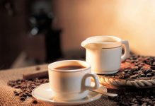 去莲华禅院品一杯云南咖啡