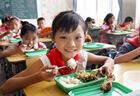 昆明财政1.5亿补助学生营养餐