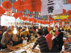 周六 去逛昆明新春购物博览会
