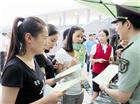 去年楚雄大学生入伍比例全省第2