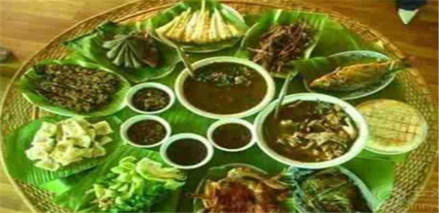 走进西双版纳——傣族传统饮食文化