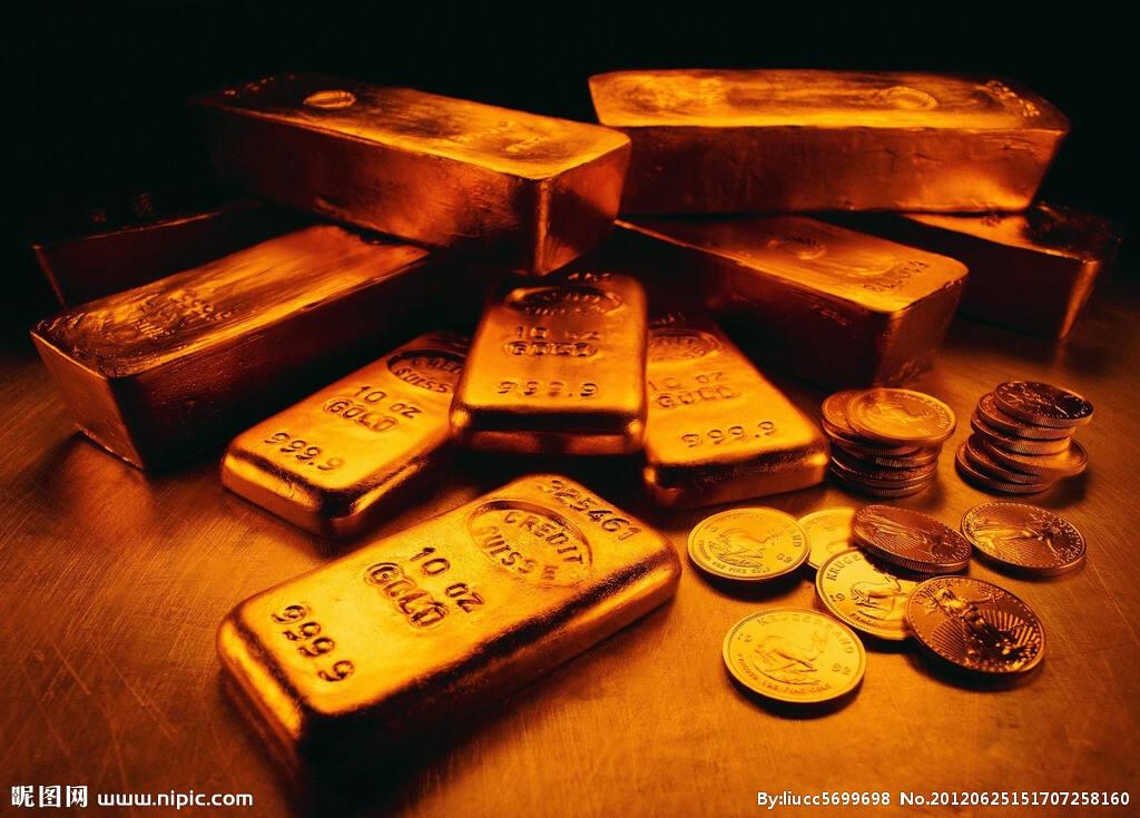 黄金市场显现重大看涨信号