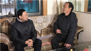 全国总工会春节慰问团到昆:为职工送来党的祝福