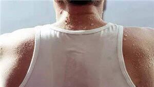 你知道吗?身体不同部位出汗竟是疾病惹的祸