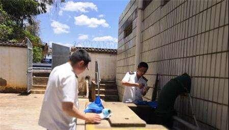 市卫监局抽检10家生活饮用水单位 检测结果均合格