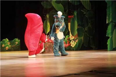 来抢!小掌送10张经典童话人偶剧《小红帽》门票啦!