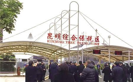 吸引境外文物和文化艺术品回流!云南综合保税区出实招