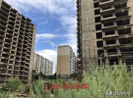 停工烂尾4年多 昆明奥宸中心一期将以6.2亿整体拍卖
