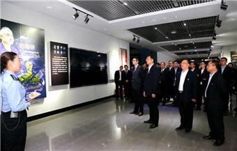 警钟长鸣 恒丰银行昆明分行参观反腐倡廉警示教育基地
