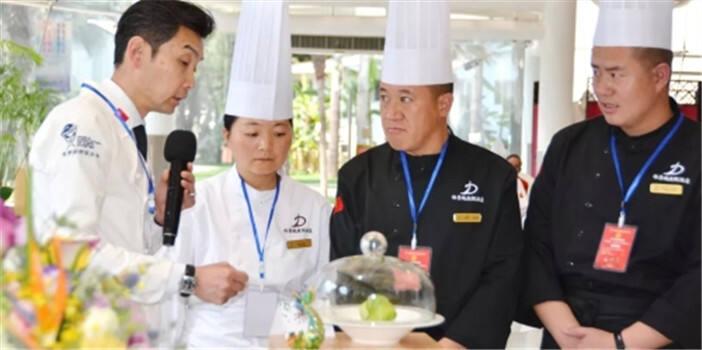 度假区总工会举办职工烹饪技能大赛